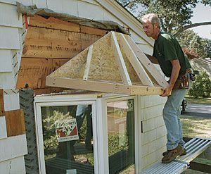 How to Install a Bay Window: Part 1
