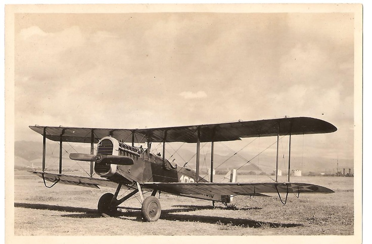 Front of DH-4