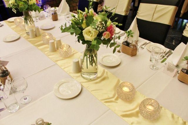 #BridalTable in the #SnootyFox Restaurant at the #AdelaideInn. #adelaideweddings #northadelaide #southaustralia #love