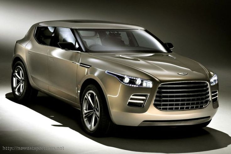 2017 Aston Martin Lagonda SUV and Price
