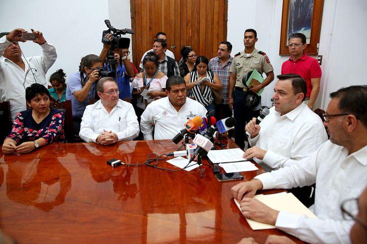 Yucatán ya está listo para la temporada de huracanes 2017