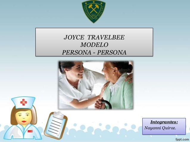 "Modelo de enfermeria ""persona a persona"""