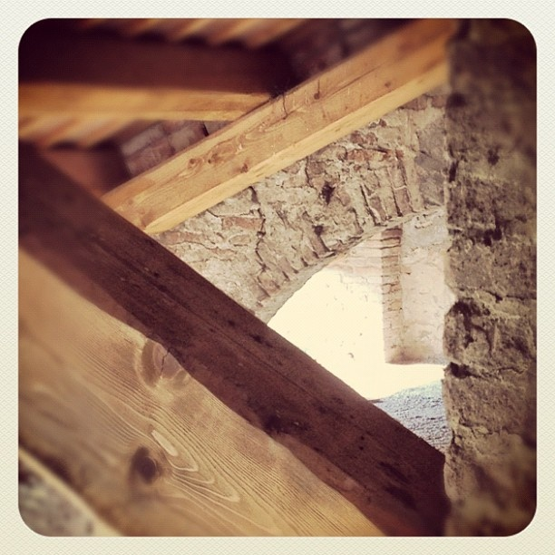 "@mauroparolo's photo: ""#wood #brick"""