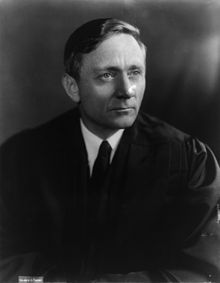 William O. Douglas, 1898-1980. former Supreme Court justice.