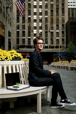 Policing Female Masculinity: Much Ado About Rachel Maddow's Yearbook Photo.