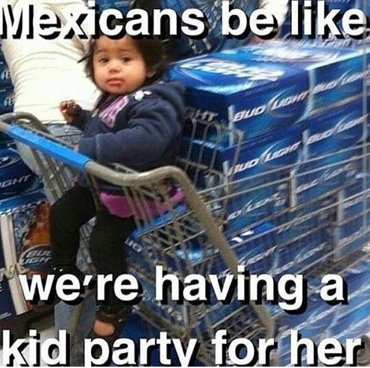 mexicans drunk at party