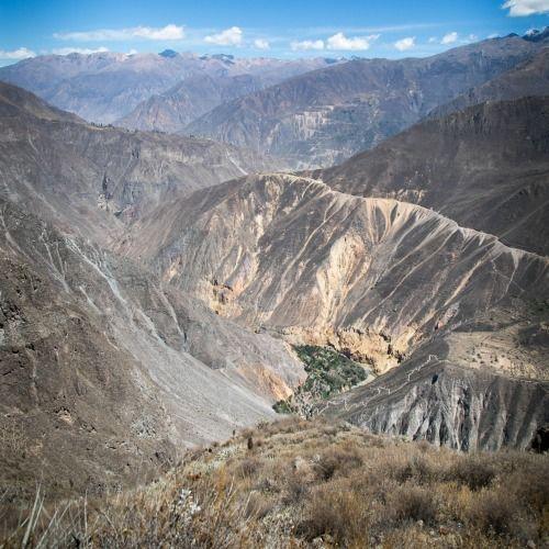 Colca Canyon - highlight of Peru
