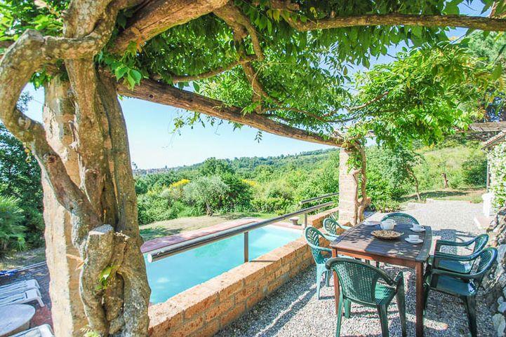Casa Chianti Toskana Ferienhaus mit Pool (20 von 21)