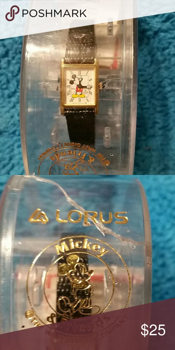 Lotus Mickey Mouse watch New. Still in original packaging lorus Accessories Watches