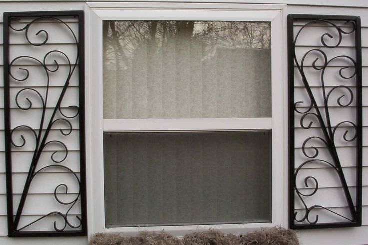 17 Best Images About Scrollwork N Shutters N Iron On