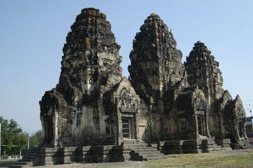 Khmer Art In Thailand