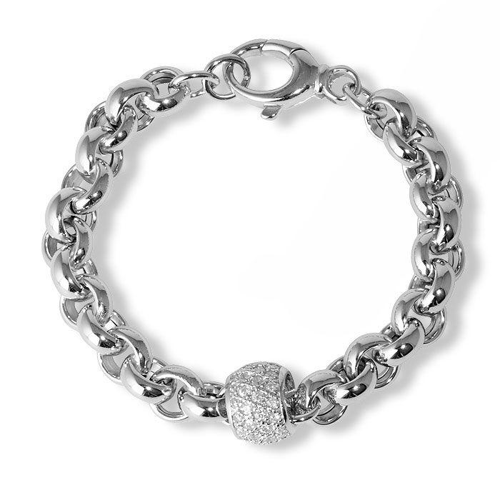 Diamo |Diamond jewelry | Bracelet |Timanttikorut | Rannerengas | www.diamo.fi