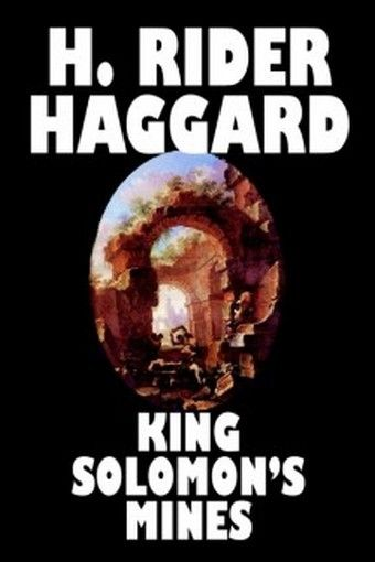 King Solomon's Mines, by H. Rider Haggard (Hardcover)