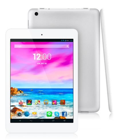 La empresa Española SPC lanza el tablet Glow 8: Un iPad Low Cost