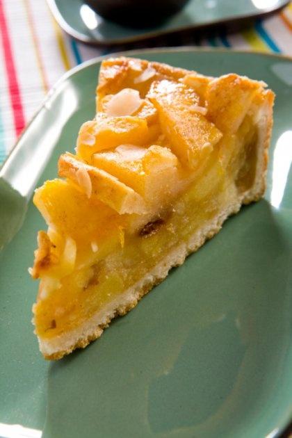 Σπιτική μηλόπιτα με κανέλα