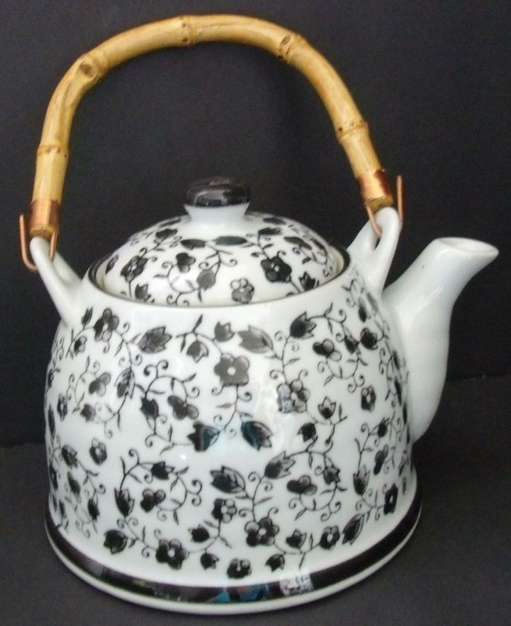 1000 images about teapots on pinterest - Japanese teapot with infuser ...