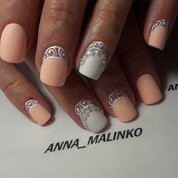 199Анна малинко дизайн ногтей