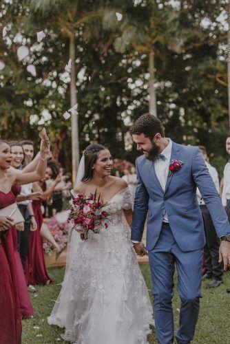 Casamento Rústico Romântico ao Ar Livre no Rio de Janeiro – Cerimônia de Casamento   – Casamento