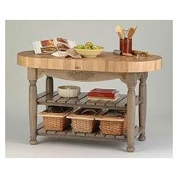 John Boos Kitchen Island As A Kitchen Workstation Or Small Island The American Heritage Harvest