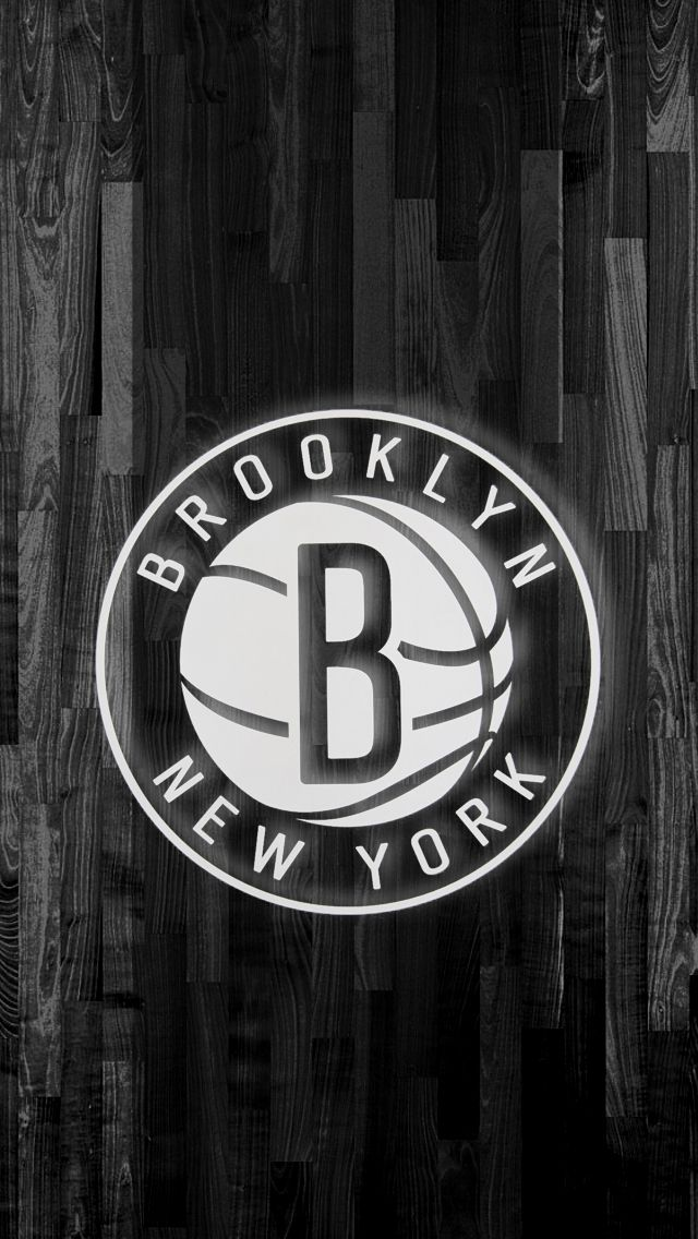 Brooklyn Nets iPhone Wallpaper - WallpaperSafari