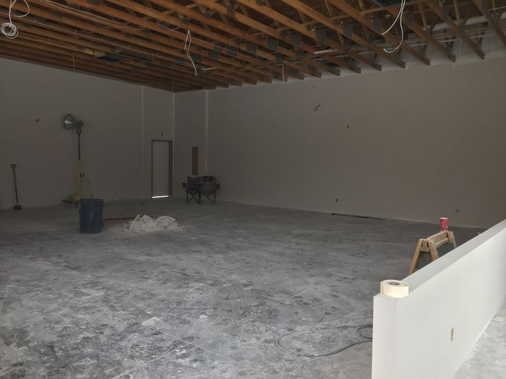March first here we come 😃 Painting on the walls are done. Duct work getting started today and then spraying of the ceiling next.   Sign up now for our Spring Break Camp or any of our programs. Can't wait for March opening!   www.glenmoremartialarts.com   #glenmore #northglenmore #march #open #grandopening #newlocation #martialarts #excited #fun #kids #kelowna #glenmoremartialarts