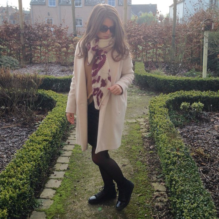 Mode winter look of the day