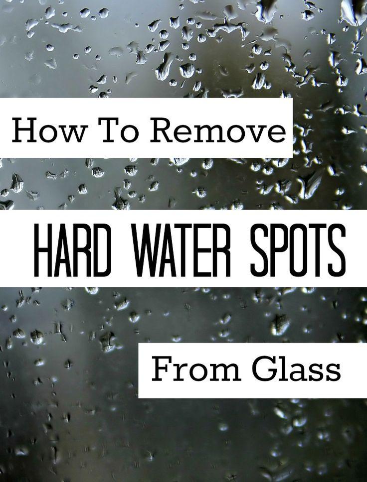 Best 25+ Water spots ideas on Pinterest | Cleaning glass shower ...