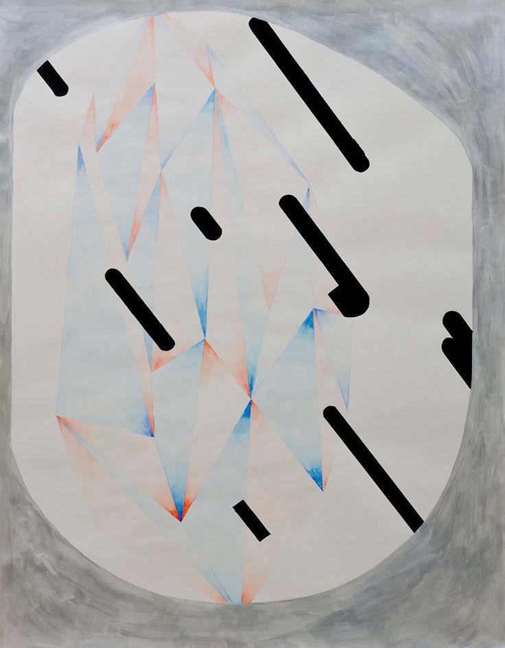 Michaela Vrbková / painting Interpretace, 2016