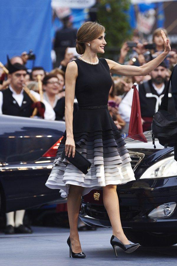 Princesa de Asturias Awards, Gijon, Spain - 23 Oct 2015
