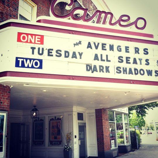 Cameo Theater in Weymouth, MA