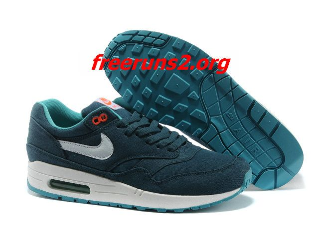 midnight turquoise white sport turquoise nike air max 1 premium mens shoes