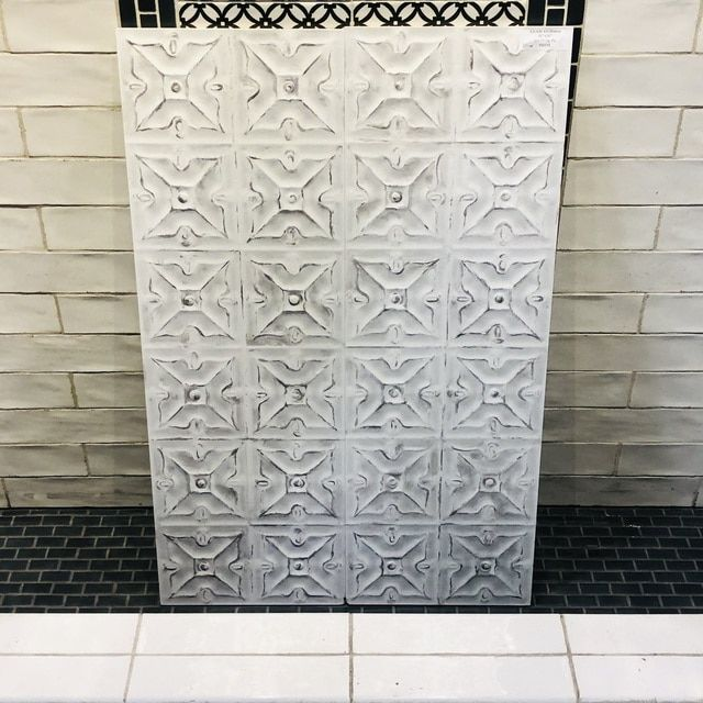 Lux Decor White 12x36 Decorative Wall Tiles In 2020 Wall Tiles Floor Decor 3d Wall Tiles