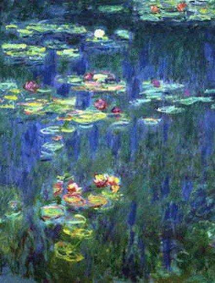 Lily Pads ~ Claude Monet | Favourite Painters | Pinterest