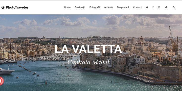 the place where British rigor is heated by the Mediterranean spirit-La Valletta, Malta