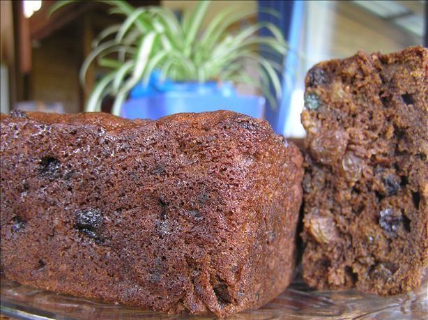 Caribbean Semi Fruit Cake Recipe