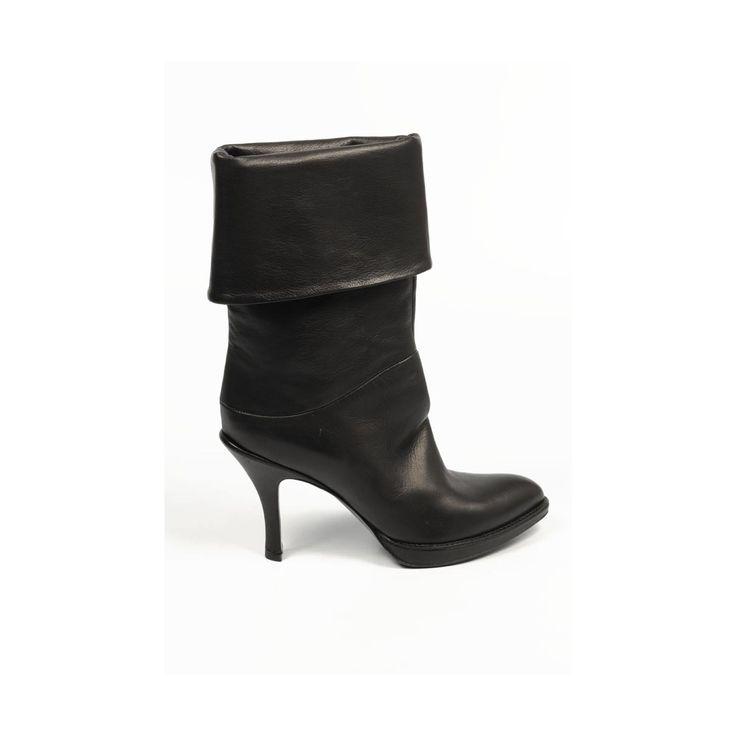 Sebastian Milano ladies ankle boot 4037 BLACK LOS ANGELES NERO