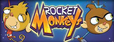 rocket monkey birthday - Google Search