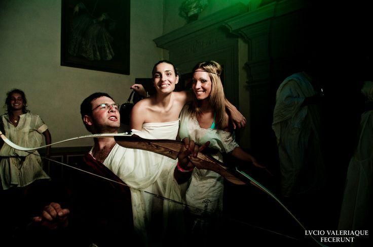 Toga #Party in Florence, Villa Corsini a Mezzomonte Photo by Lucio Patone - Valeria Marchesani #sowirephotography