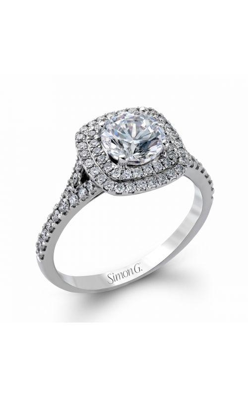 Amazing engagement ring.  #Simon #G #rings #ohio