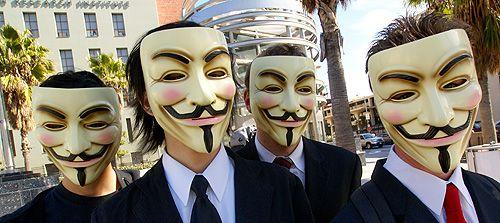 Anonymous og Hogueras