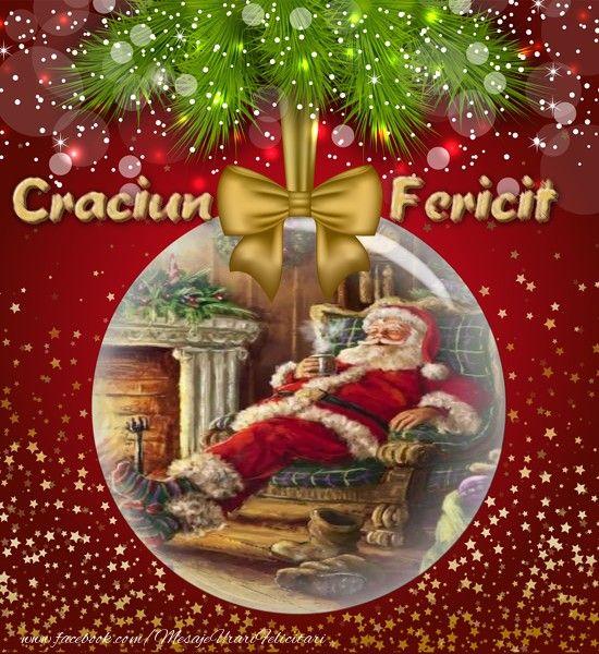 Felicitari de Craciun - Craciun Fericit! - mesajeurarifelicitari.com