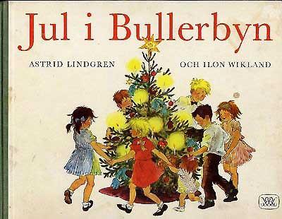 Classic Astrid Lindgren/Elsker denne tradition, af dans og sang omkring juletræet