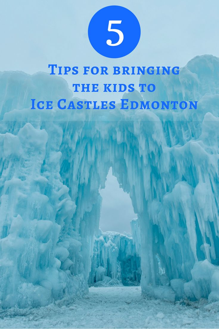Ice Castles will open in Edmonton for it's 3rd year. This Narnia-like Winter Wonderland is the perfect winter experience for the whole family! These 5 tips will make going to Ice Castles Edmonton a great experience for all. #yegkids #explorealberta #edmonton #yeg #alberta