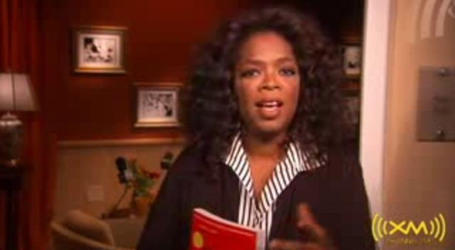 """Oprah Winfrey talks to Dan Pink about """"A Whole New Mind"""" Part 1 by Daniel Pink"""