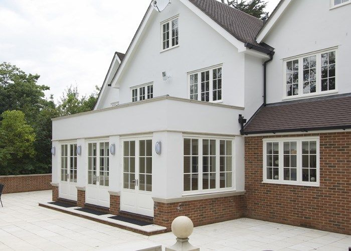 Award-winning Garden Rooms | Sash and timber windows, timber doors, conservatories, orangeries and garden rooms | Mumford & Wood