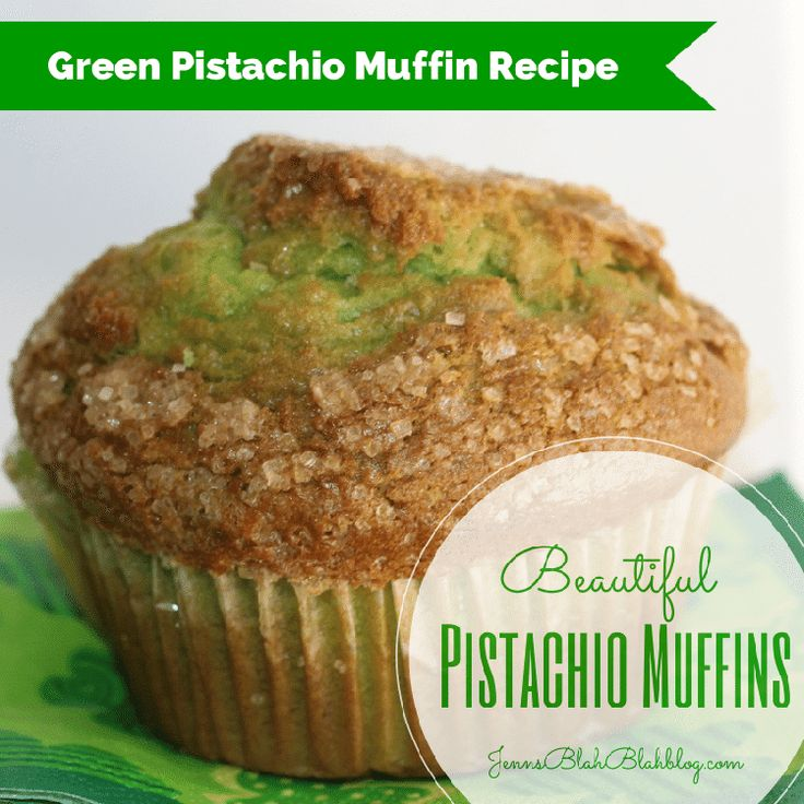 Raise your hand if you are looking for an awesome Saint Patrick's Day Recipe! I know, I have not really posted many, it's only because I knew I would be posting my Green Pistachio Muffin Reci…