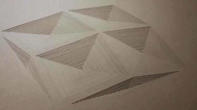 Geometric pieces of paper created layer by layer by paper artist Elena Mr. Works created between 2009 to 2013.  www.elenamir.com/papercut www.facebook.com/Elena.Mir.papercut  music: Laura Barrett Stop Giving Your Children Standardized