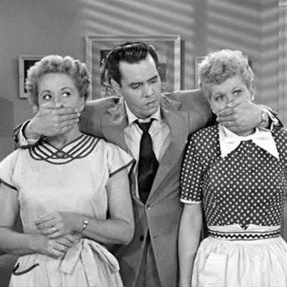 how did lucy and ricky ricardo meet