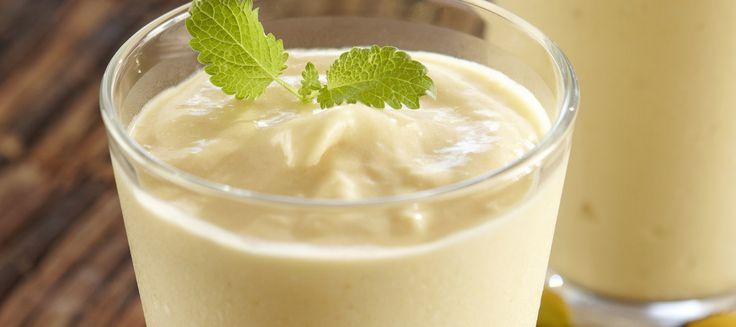 Trooppinen smoothie