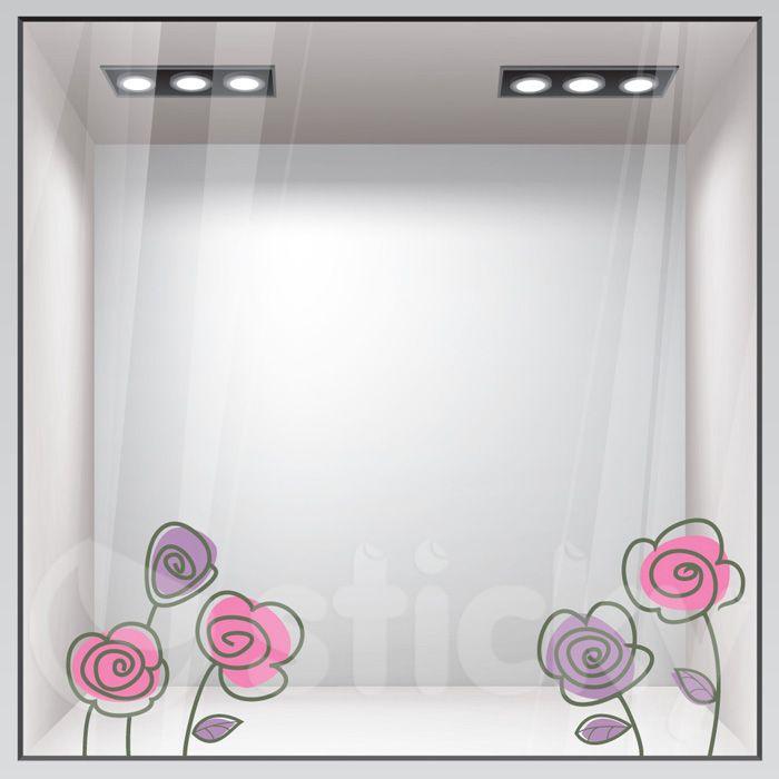 Window Sticker SPRING7 by Sticky!!!